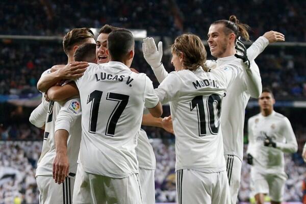 Kalahkan Valencia, Real Madrid Kembali Menuju Jalur Kemenangan