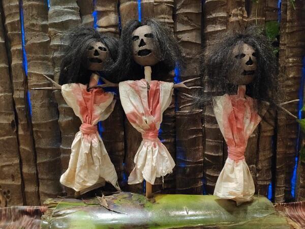 Tusuk Jelangkung di Lubang Buaya: Film Pertama Anya Geraldine