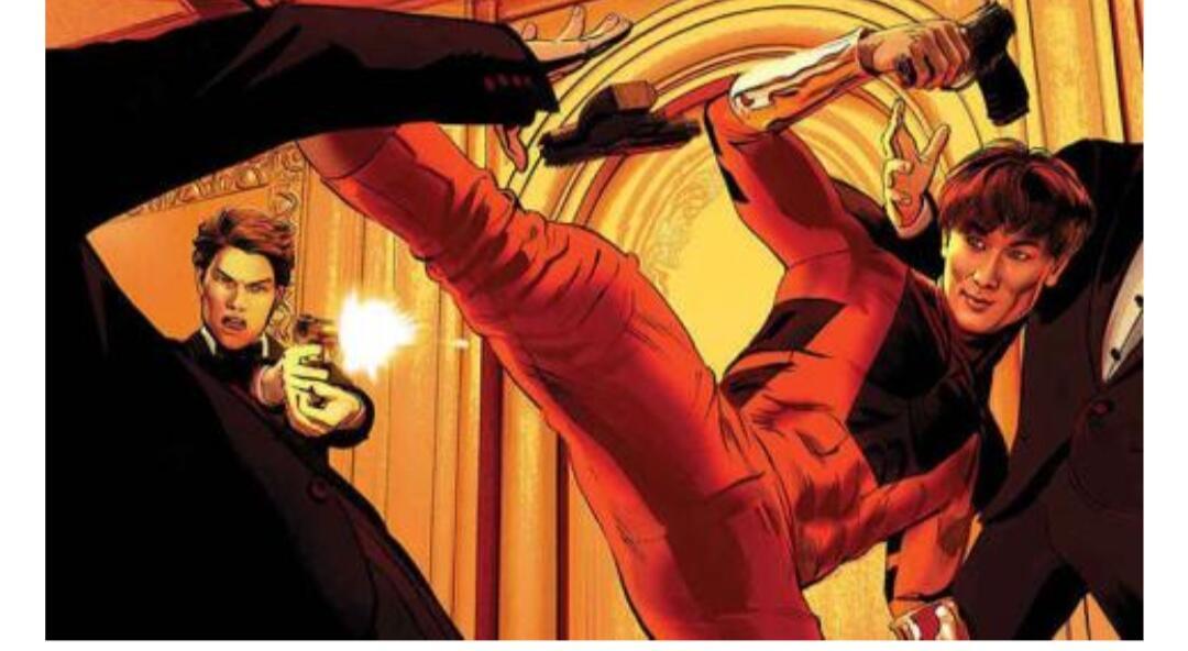 Shang-Chi! Superhero Asal Asia Yang Akan Rilis Oleh Marvel!
