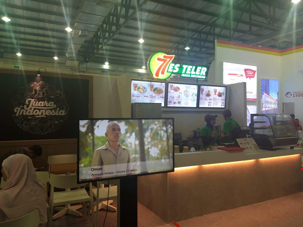 Peremajaan Konsep, Es Teler 77 Siap Bidik Pasar Milenial
