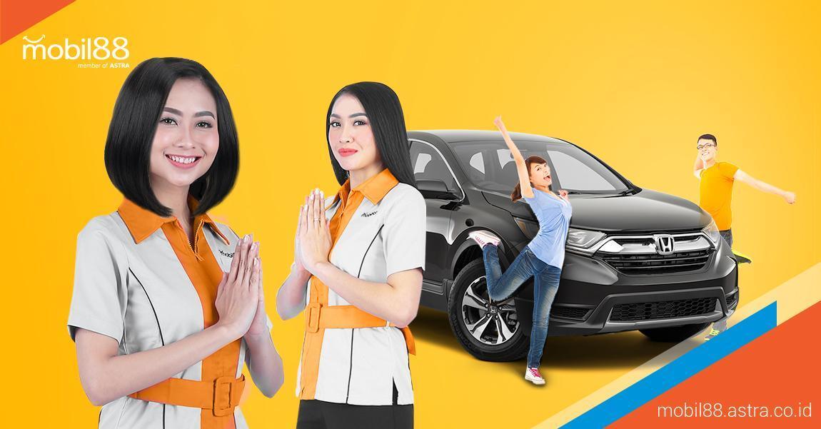 Lowongan Kerja Astra Group - mobil88 Cabang Tebet