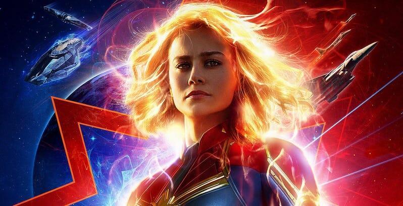 Membahas Trailer Kedua Captain Marvel