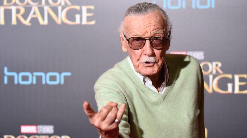 Kematian Stan Lee Akhirnya Terungkap