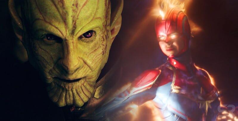 5 Fakta Dari Trailer Captain Marvel
