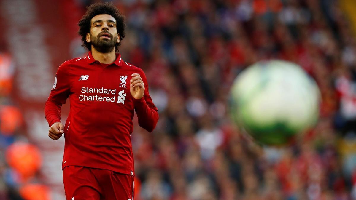 Moh Salah Paling Top di Premier League