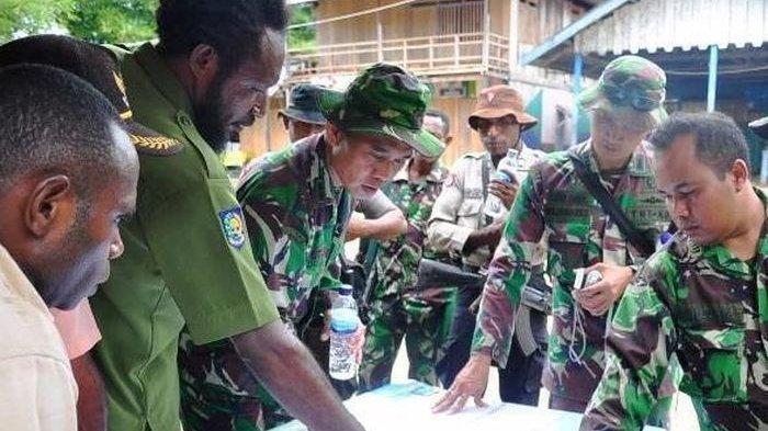 Pos TNI Diserang KKB Setelah Penembakan 31 Pekerja Trans Papua, Satu Personel Tewas