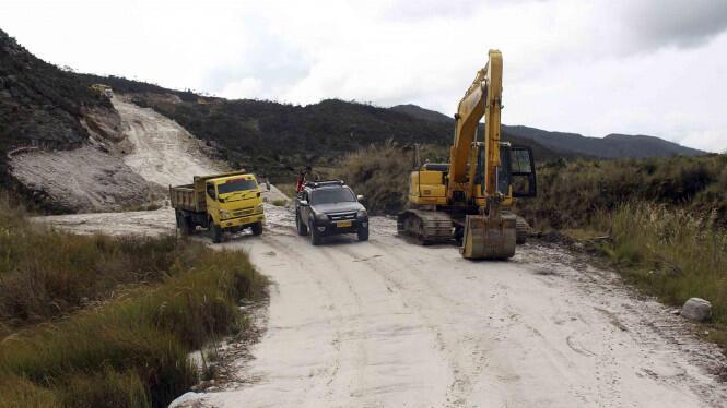 Mencekam! Begini Detik-detik 31 Pekerja Proyek Jembatan Trans Papua Ditembak Mati KKB