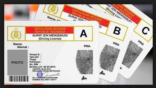 Penerapan SIM Seumur Hidup, Mungkin Gak Ya Diterapkan Di Indonesia?