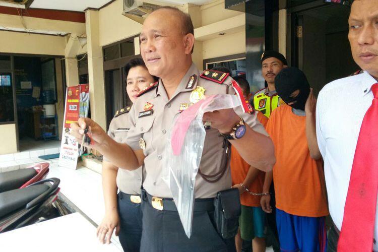 Bukannya Sekolah, Anak SMP di Bandung Malah Nekat Jadi Jambret di Siang Bolong