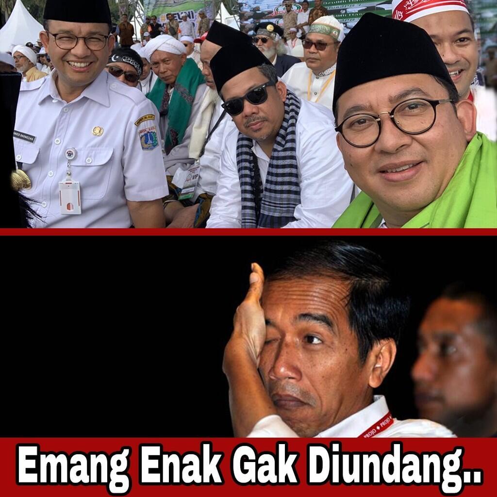 Efek Reuni 212 Tingkatkan Elektoral Prabowo-Sandi