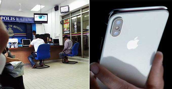 """Pria Malaysia Ini Selalu """"KEHILANGAN IPHONE"""",Ternyata Penipu Asuransi!"""