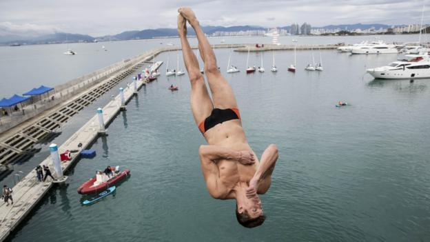 Foto-foto Spektakuler dari Dunia Olahraga Minggu ini