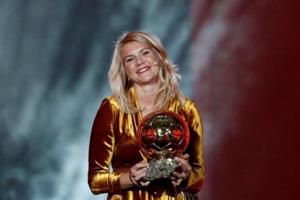 Para Pesepakbola Wanita yang Masuk Rank Ballon D'or Feminin 2018