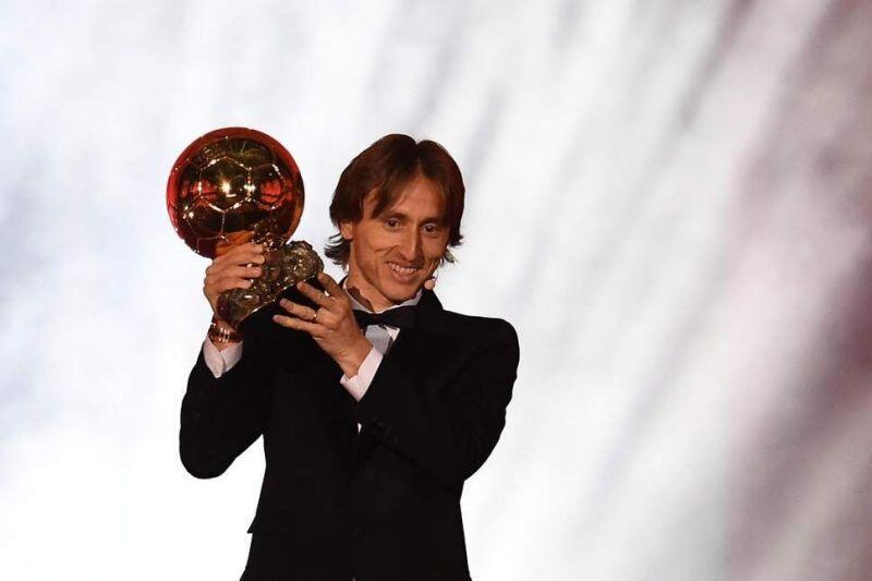 4 Fakta Unik Tentang Luka Modric