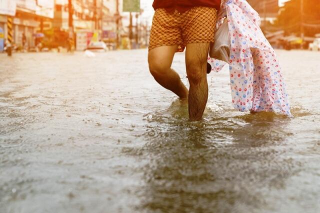 30 Titik di Jakarta Rawan Banjir