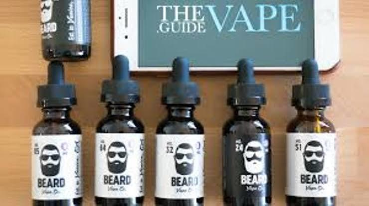 Liquid Vape !! Awas Narkoba Mengancam