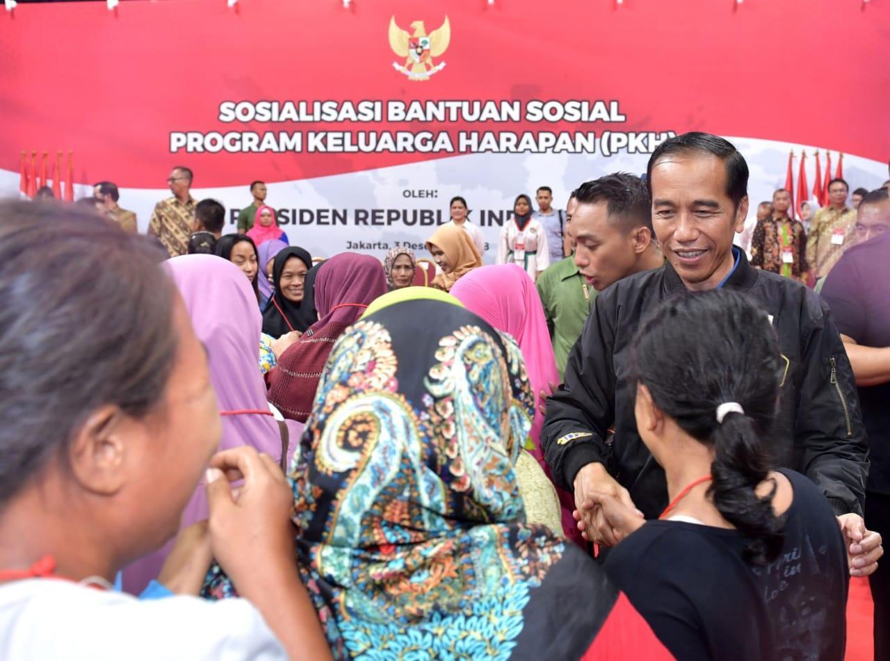 Penerima PKH Harus Manfaatkan Betul Bantuan Sosial Pemerintah