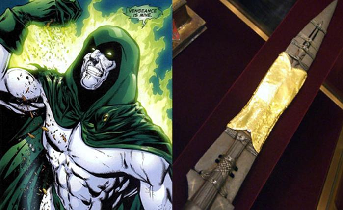 Inilah Berbagai Benda Berkekuatan Besar di DC Universe