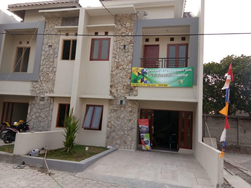 HOMESTAY (SHM) Expatriat di pusat kota Cilegon - ROI 15-20%..aman 100%