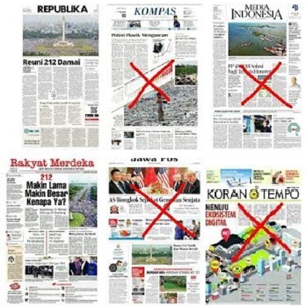 Bunuh Diri Massal Pers Indonesia Jilid II