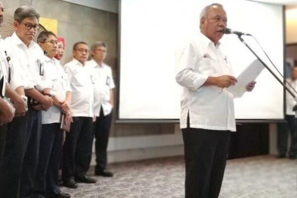 Sesalkan Pembantaian di Papua, Menteri PUPR: Pembangunan Jalan Terus!