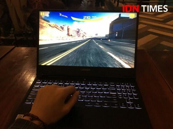 7 Kelebihan Lenovo Legion Y530, Laptop Gaming dengan Desain Kantoran