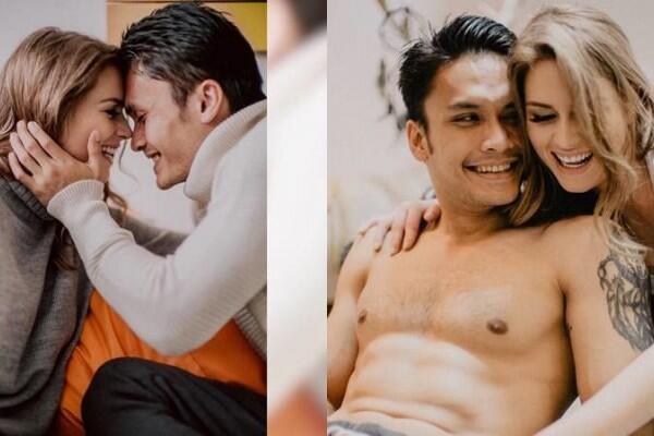 Segera Menikah, 10 Foto Prewed Randy Pangalila dan Kekasih Bulenya