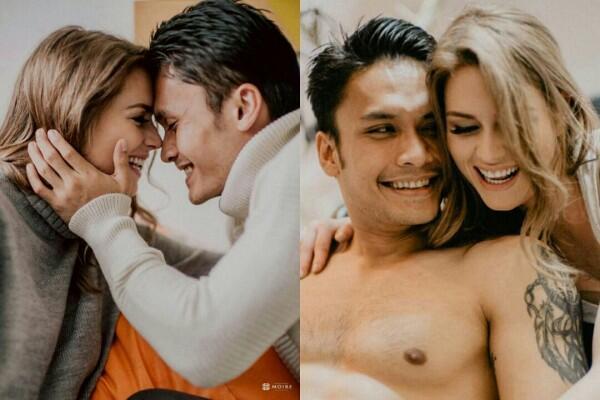 Segera Menikah, Ini 10 Potret Randy Pangalila & Pacar Bulenya