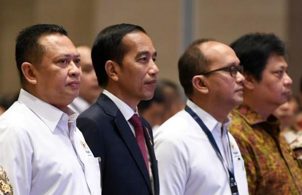 KPK Undang 16 Pimpinan Parpol di Konferensi Nasional Anti Korupsi