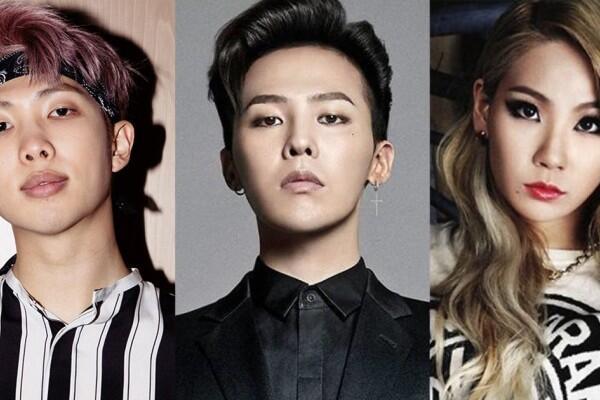 16 Idol KPop yang Pernah Kolaborasi dengan Musisi Internasional