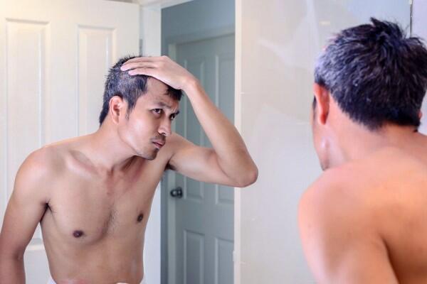 Masih Muda, Rambut Memutih? Ini 10 Fakta Mencengangkan Tentang Uban