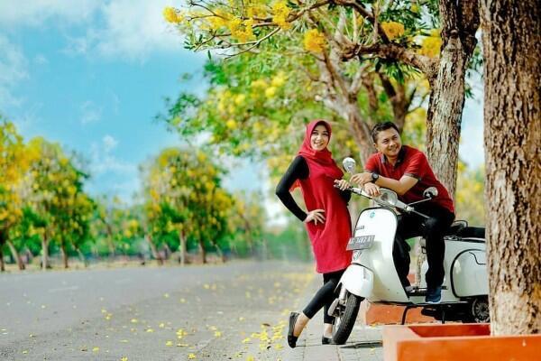 Selain Surabaya, 5 Kota Ini Juga Dihiasi Bunga Tabebuya Lho!
