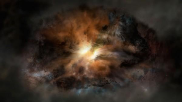 Demi Status Paling Berkilau, Galaksi Ini 'Memakan' 3 Tetangganya