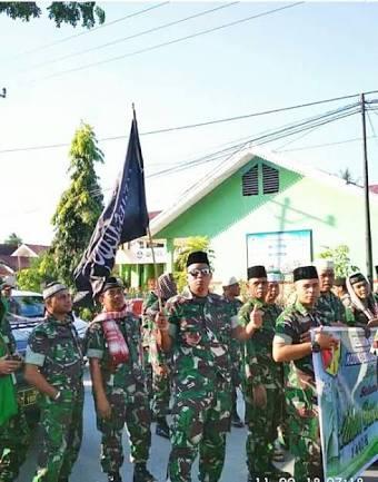 Soal Reuni 212, Istana Anggap Masyarakat Takut Lihat Bendera Tauhid