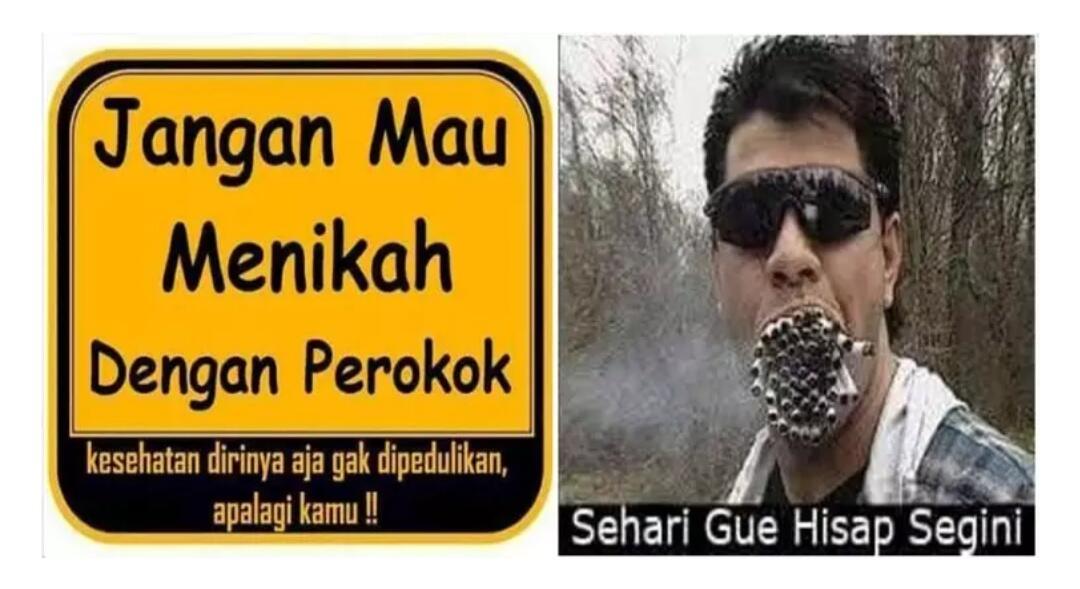 8 Meme Lucu Tentang Rokok Yang Bikin Semangat Berhenti Ngerokok!