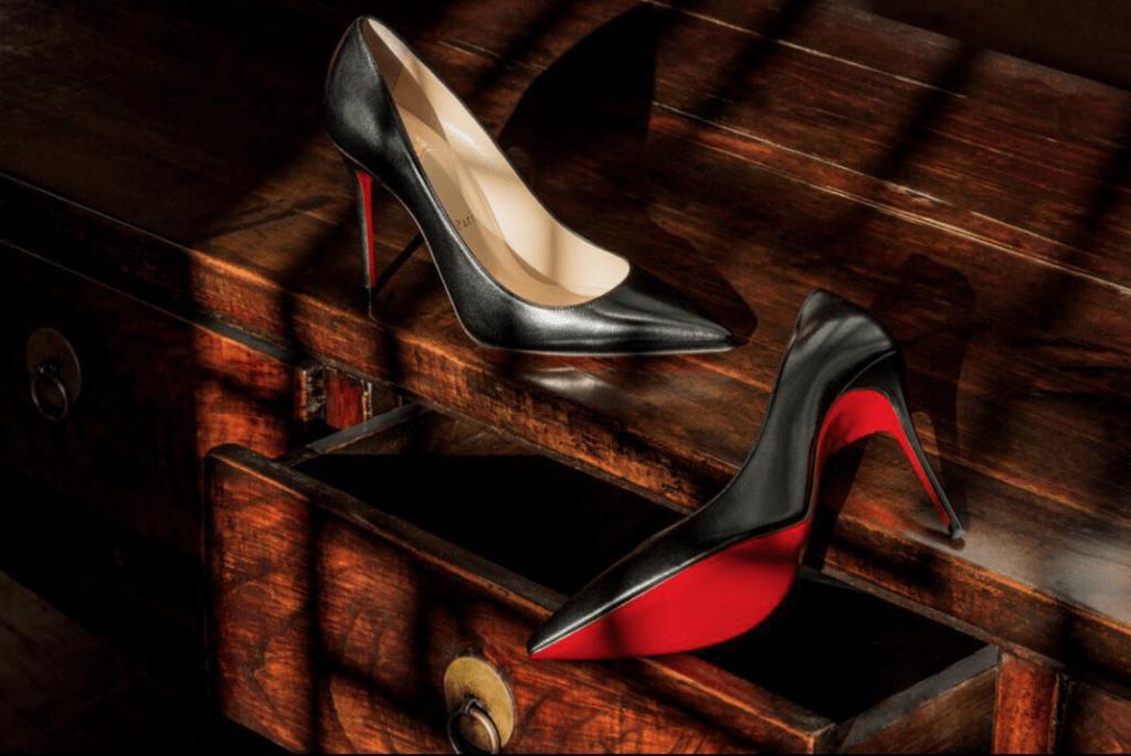 Belanja Sepatu di Paris