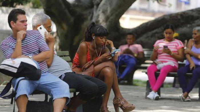 Internet Lambat, Jangan Sedih! Lihat Dulu Kondisi di Kuba
