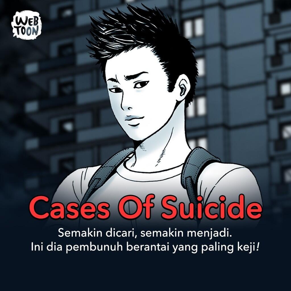 Cases of Suicide (Webtoons) - by Yutapoom Tungsirisumrit
