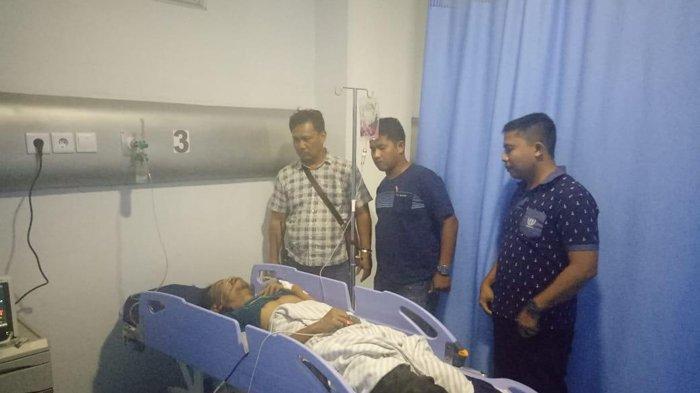 Pangeran Adiguna Kritis Dihajar Warga setelah Kepergok Bongkar Rumah Milik Tetangga