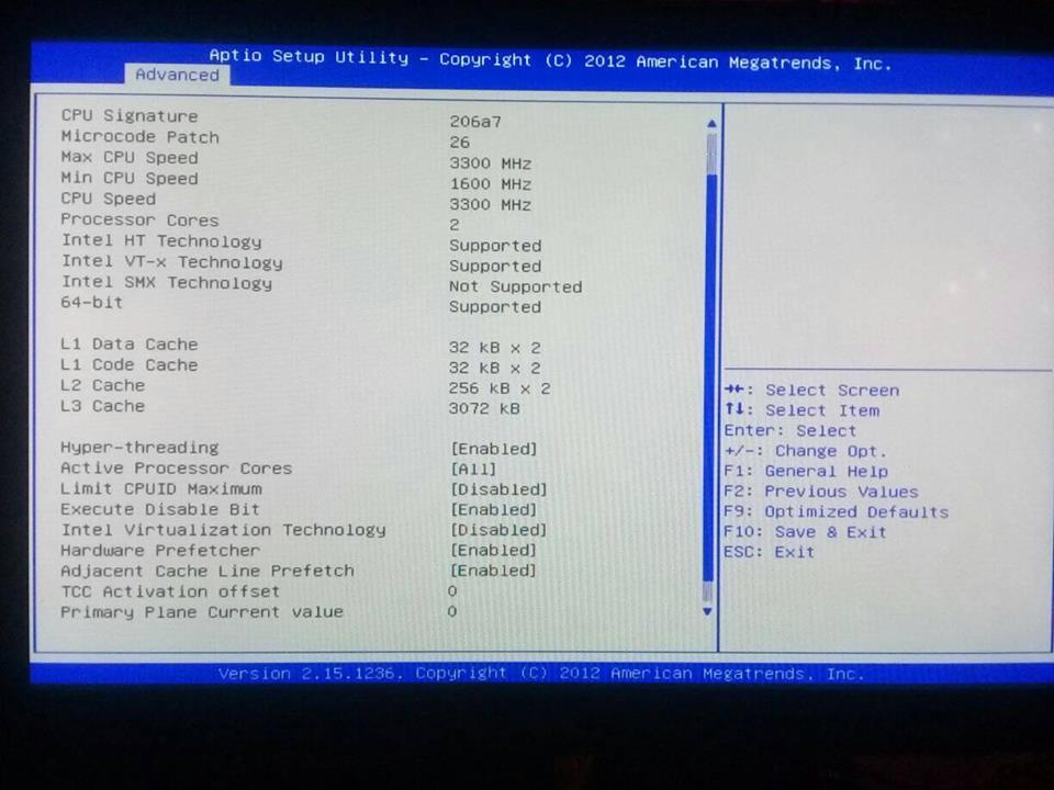 [HELP!] Tidak bisa mengaktifkan Virtualization/VT-X/Virtualisasi.