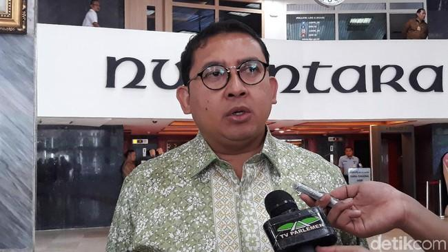 KPK Wacanakan DPR Tak Digaji, Fadli Zon: Jangan Ngomong Sembarangan