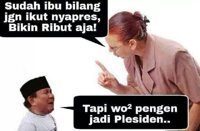 Marah karena Reuni 212 Tak Jadi Berita Utama, Prabowo Dinilai Otoriter