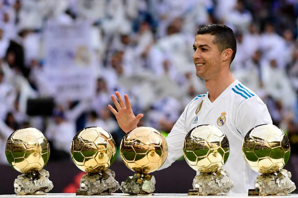 Deretan Pemain yang Gapai Ballon d'Or di Rel Madrid