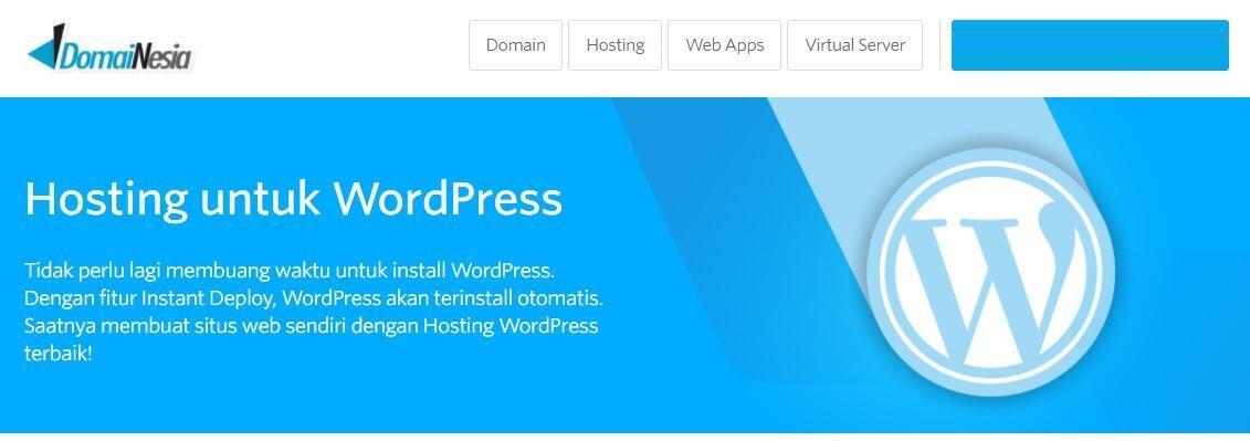 Web Hosting Terbaik Untuk WordPress