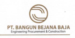 PT. BANGUN BEJANA BAJA ( IT ADMINISTRATOR)