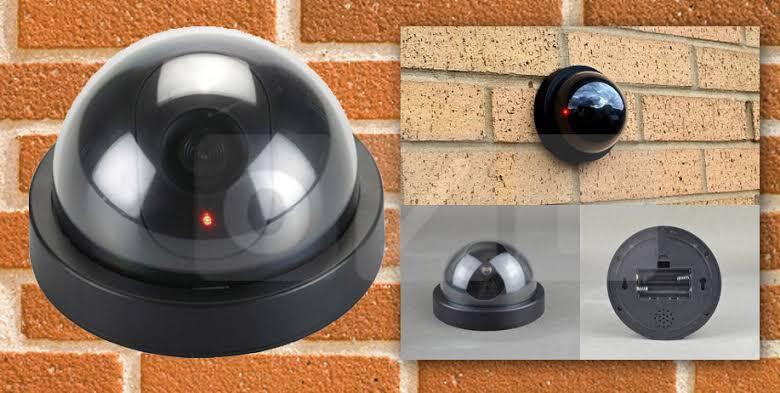 """Dummy CCTV, Cara Murah """"Gagalkan"""" Pencuri"""