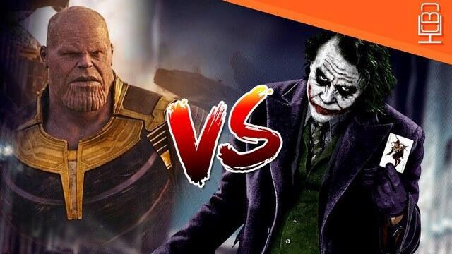 Inilah Alasan-Alasan Kenapa Joker Itu Villain yang Lebih Baik daripada Thanos