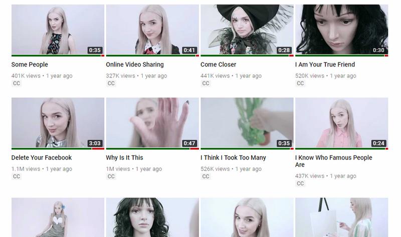 Poppy, YouTuber Misterius yang Menjadi Boneka Iluminati