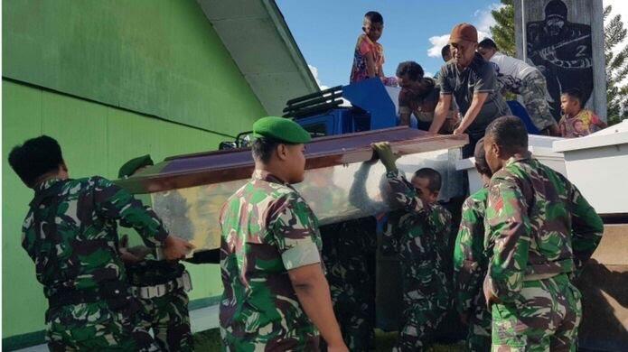 Usut Tuntas Pembantaian Sadis Di Papua