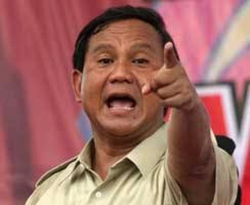 Media Tak Beritakan Reuni 212, Prabowo Murka :PERS BANYAK BOHONGNYA